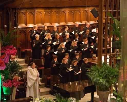 "CENTRAL LUTHERAN CHURCH - Minneapolis (Stati Uniti) ""AGNUS DEI"" di Mariano Garau"