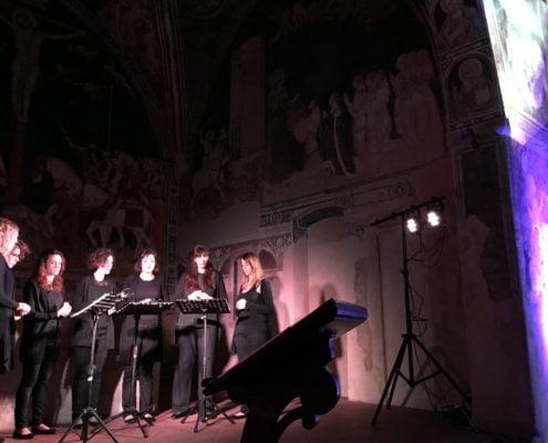 Coro femminile CORCLERU - Desio