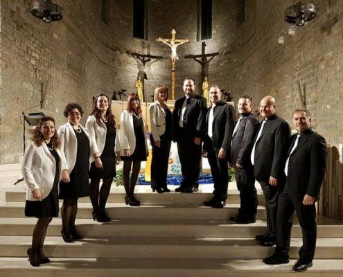 ENSEMBLE VOCALE LUX HARMONICA - Arezzo