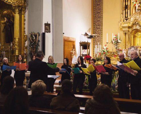 Coro A Cappella - Cartagena (Spagna)