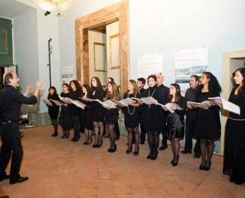 """CORO """"AMA"""" - Associazione Musicisti Agraria (NA)"""