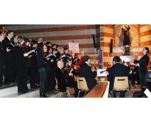 """Polifonica Dauna """"Santa Cecilia Padre Francesco Coletta"""" Foggia"""