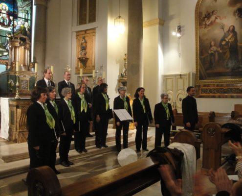 """""""Coro Contraponto Alla Mente"""" Coro Polifónico de Madrid"""