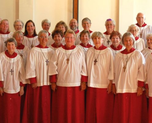 St. Christopher's Episcopal Church EVENSONG CHOIR - Chatham (Massachusetts) stati Uniti
