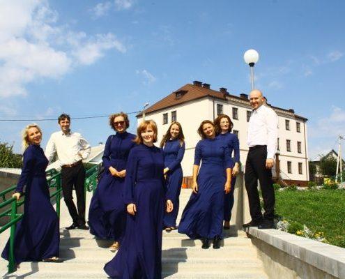 Coro Bielorusso della Parrocchia Ortodossa
