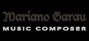 Mariano Garau - Compositore