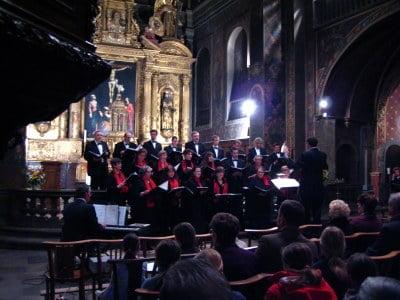 CATTEDRALE DI LE PUY - FRANCIA Chœur Cathédrale-Collège