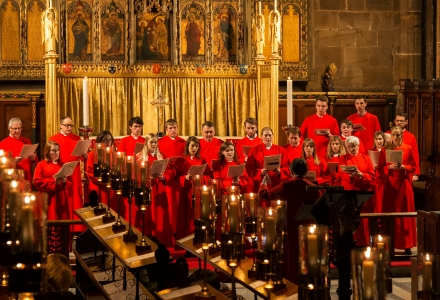 St Mary's Choir Nottingham (Regno Unito)