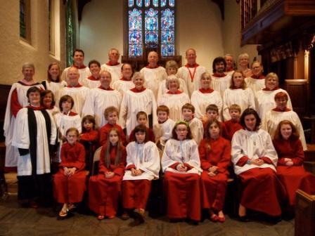 GRACE CHURCH PARISH CHOIR Salem (Massachusetts) - Stati Uniti