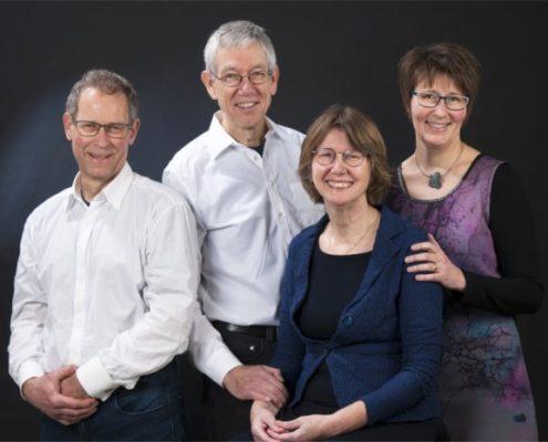 Kwartet Quartz - Vocaal a capella ensemble