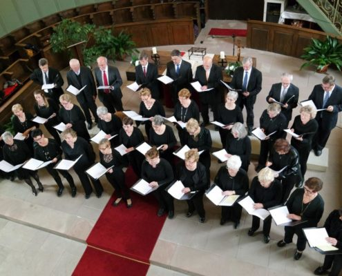 Chorale Moderato Cantabile - Francia