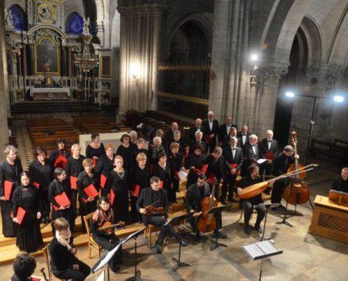 CHANTE LOIRE - Ensemble Vocal d'Amboise (Francia)