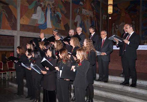 """Coro """"Vox Angelorum"""" - Roma"""