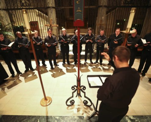 """THE MINNESOTA COMPLINE CHOIR"" Saint Paul, Minnesota"