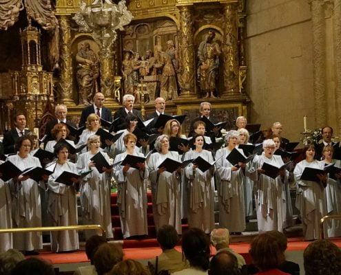 "CORO ""FRANCISCO SALINAS"" Salamanca (Spagna)"