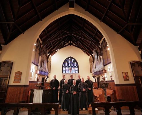 """VICARS CHORAL OF CHRIST CHURCH""- Seattle (Washington)"