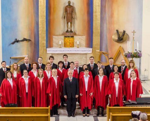 Missio Cantorum Vegyeskar - Budapest