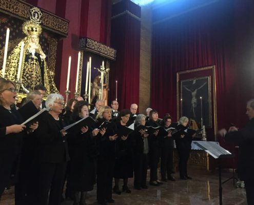 CORAL POLIFÓNICA JESÚS DESPOJADO - Siviglia
