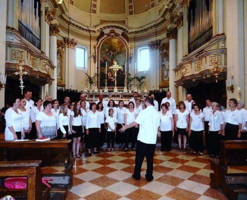 Chorale ARS NOVA Les Montils – Francia