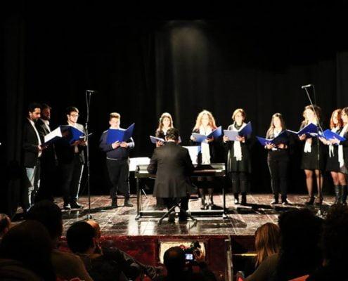 """Coro """"Harmonici Concentus"""" di Crispiano"""