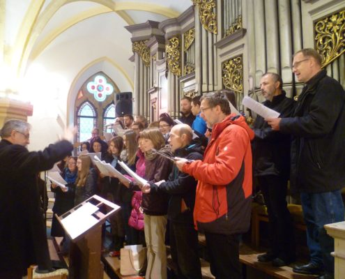 CHAMBER CHURCH CHOIR Repubblica Ceca