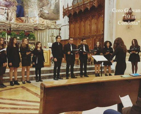 """Coro Giovanile """"10 in Condotta - Pachino (SR)"""