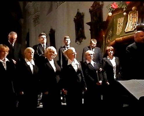 """CHÓR KAMERALNY """"EXULTATE DEO"""" Opolu - Polonia"""