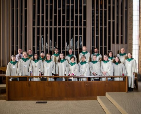Edwards Church Choir - Northampton (Inghilterra)