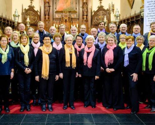 GEMENGD NOBELKOOR KEMZEKE - Olanda