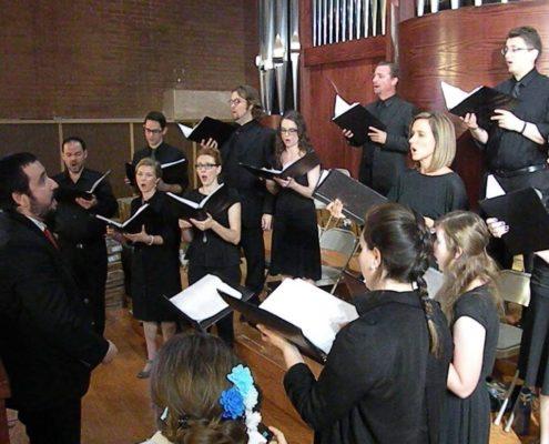 Coro di Cappella della Cattedrale di Phoenix (Arizona)