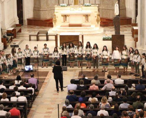 Schola Cantorum Pastorinhos de Fatima - Portogallo