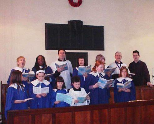 St Edward's Choir - Cardiff (Regno Unito)