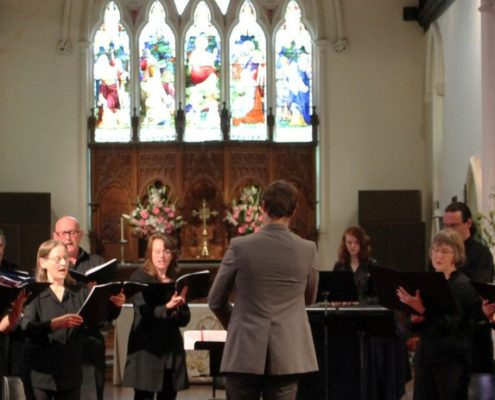 """Kew Philharmonic Chamber Choir"""