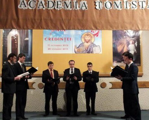 Academia Tomistă - Laşi (Romania)