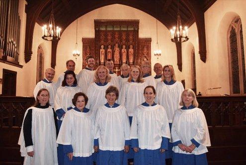 St. John's Choir - Hingham (Stati Uniti)