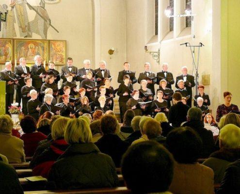 Katholischer Kirchenchor Herz Jesu Oberwürzbach St. Ingbert - Germania