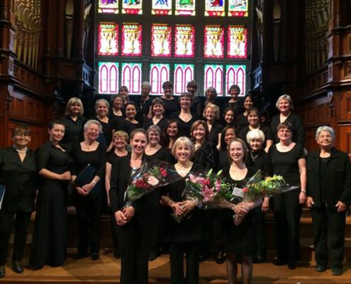 Notre Dame Cathedral Women's Choir (Ottawa, Canada)