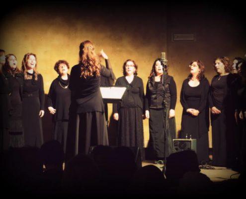 """""""GRUPPO VOCALE CANTIGOS"""" - Quartu Sant'Elena (CA)"""