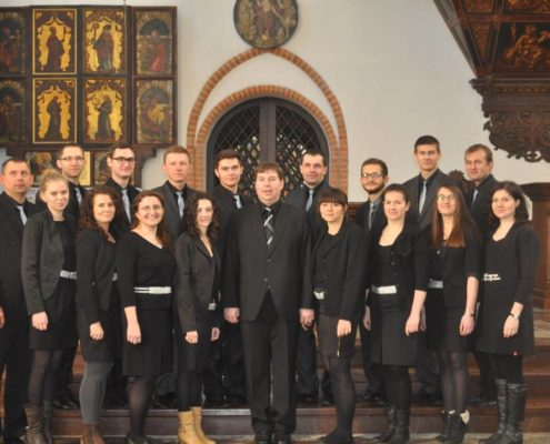 Choir Of Organ School From Kalisz (Polonia)