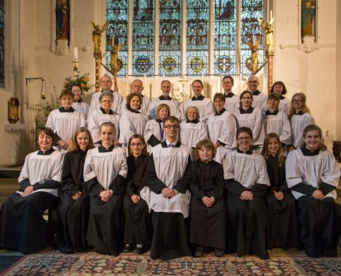THE PARISH CHOIR - Cambridge