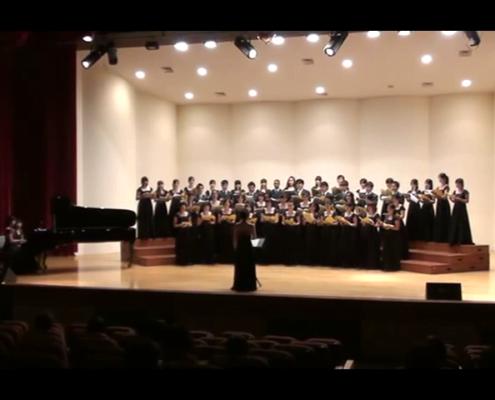 Coro Universitario di Pingtung (Cina)