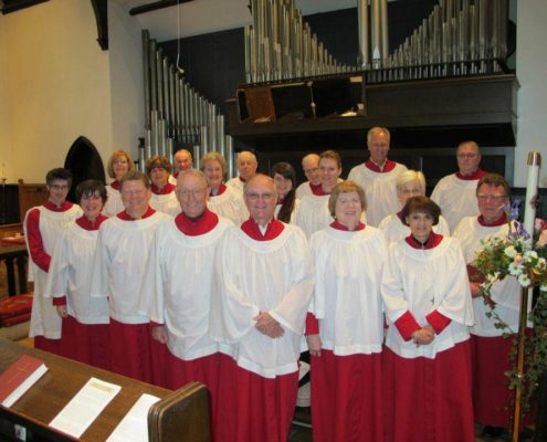 """Grace Church Choir"" - The Plains, Virginia (Stati Uniti)"