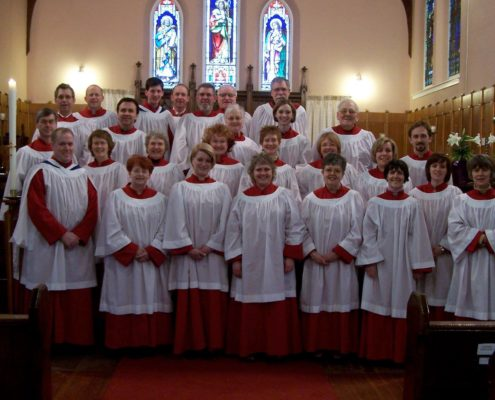 """THE CHANCEL CHOIR"" - Edmonton (Canada)"
