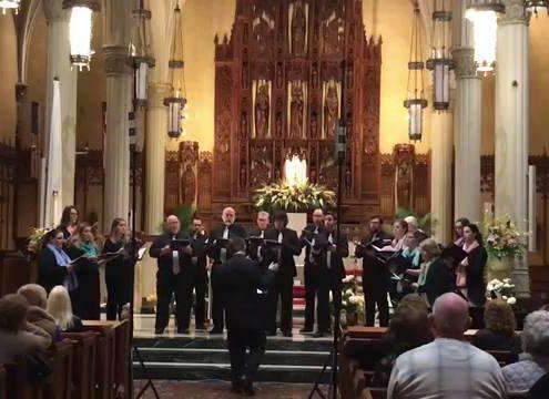 CATHEDRAL CHOIR OF ST JOHN THE EVANGELIST - Cleveland (Stati Uniti)