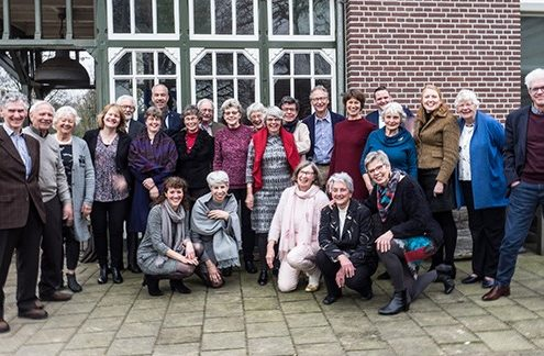 CANTORIJ OUDE KERK Zoetermeer (Olanda)