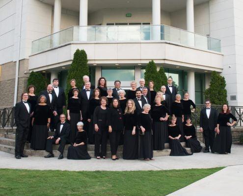 """""""FIRST PRESBYTERIAN CHURCH HUNTSVILLE MASTER CHORALE"""" HUNTSVILLE, ALABAMA USA"""
