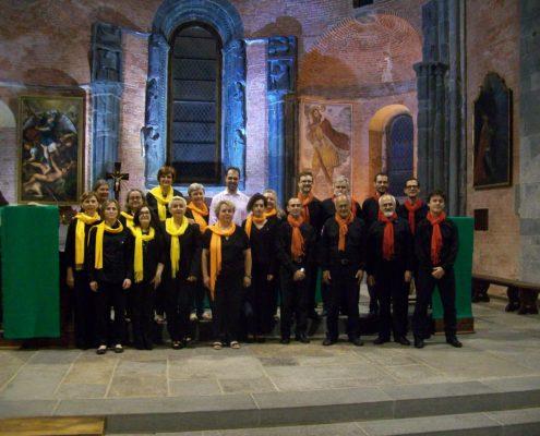 Gruppo Vocale ACCORDISSONANTI - Pinerolo