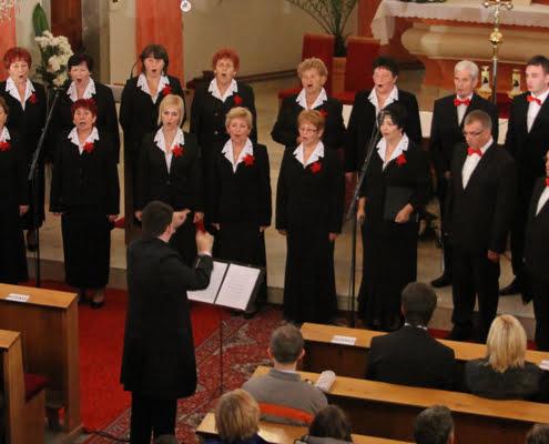 """""""Spevácky zbor Sursum Corda"""" - Rosina, Slovacchia"""