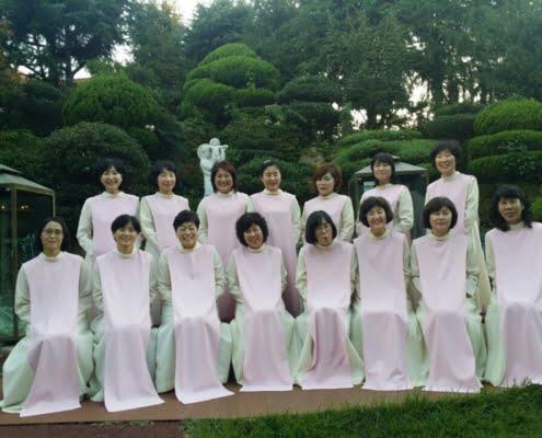"""CHOEUR GREGORIEN D'ANGELICA"" - Corea del Sud"