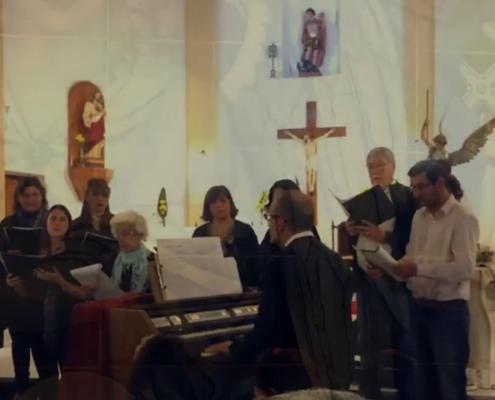 """""""Coro Parroquial San Miguel Arcángel"""" Santa Fe, Argentina"""